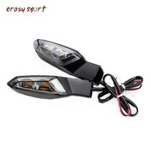 LED włącz wskaźnik sygnału migacz światło do Hondy CBF190 CB190X CB190R 2016 17 2018 CB190 R/X CBF 190 akcesoria motocyklowe