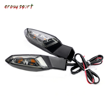 Luz intermitente LED de señal de giro para HONDA CBF190 CB190X CB190R 2016 17 2018 CB190 R/X CBF 190 accesorios de la motocicleta