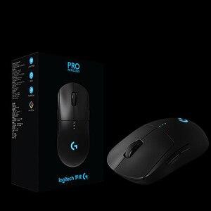 Image 5 - ロジクール G プロワイヤレスゲーム RGB マウスとヒーロー 16 18K DPI センサーライトスピード 4 8 プログラマブルボタン MMO MOBA ゲーミングマウス