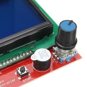 Â�ンテリジェントデジタル液晶ディスプレイ 12864 3D Ã�リンタコントローラ Ramps 1.4 Reprap 3D Ã�リンタアクセサリー