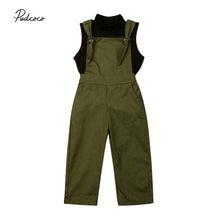 Летняя одежда для малышей, однотонный черный жилет для маленьких девочек, топы, комбинезон с подтяжками, штаны, комплект из 2 предметов, одеж...