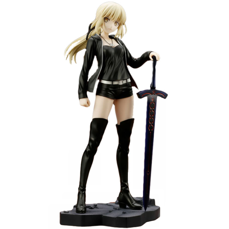 Image 2 - Fate Grand 24cm Altria Pendragon saber Fate stay night PVC Action Figures toys collectible model Toy For Kids childrenAction & Toy Figures   -