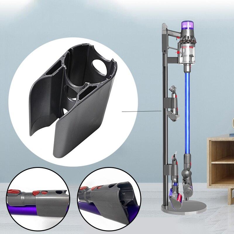 1pc Plastic Attachment Holder Fits For Dyson Vacuum Cleaner  V7 V8 V10 V11 Stand Clip Docking Station