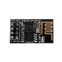 1pcs חדש ESP 01S 8266 סידורי כדי WIFI אלחוטי משדר מודול לשלוח לקבל AP STA