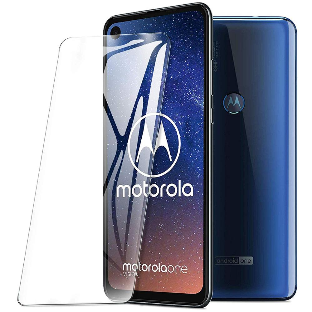 9H 2.5D Tempered Glass For Motorola MOTO One Zoom One Vision One Power Z4 Force Z4 Play Screen Protector Film Protective Glass