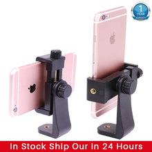 ユニバーサル電話三脚マウントアダプタ携帯電話切り垂直iphone 11 プロマックスxr xs 8 プラスサムスンピクセル