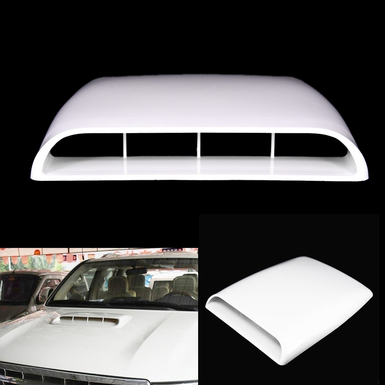 Universel Cars 4x4 décoratif flux d'air hotte d'admission Scoop Vent capot couverture nouveau %