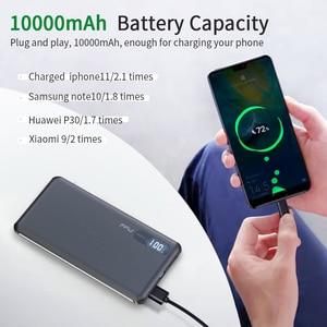 Image 3 - FPU Batería Externa de 20000 mah para móvil, Powerbank de carga portátil de 20000 mah, para Xiaomi mi