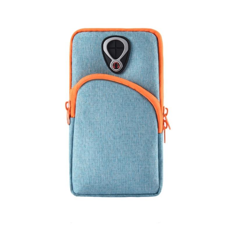 Mobile Phone Arm Bag Men Women Unisex Portable Waterproof Outdoor Sports Running Equipment Fitness Wrist Bag