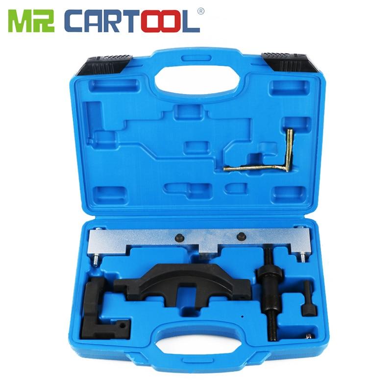 MR CARTOOL Engine Timing Locking Tool Kit For BMW N40 N45 N45T For 116i 316i Petrol Vanos Car Camshaft Calibration Repair Tool
