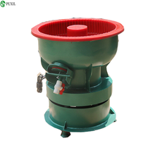 Polishing-Grinding-Machine Vibratory Straight Discharge-Material 550W Mouth 220/380V