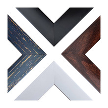 Modern PS Frame for Canvas Oil Painting Factory Price Wood Frame for Diamond Painting DIY Frame Picture Wall Decor Accessories