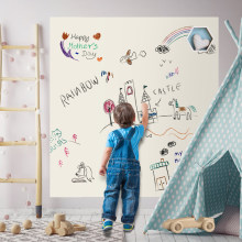 Multi-Function Painting Graffiti Chalkboard toys Magnetic Drawing Writing Home Decor Board For Children Educational Learning Toy