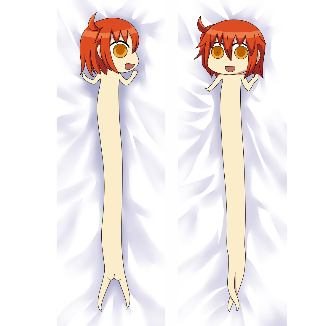 Mxdfafa Japan Anime Himouto! Umaru-chan Dakimakura Cover Hugging Body Pillow Cases Otaku Pillowcase Decorative Pillowcases