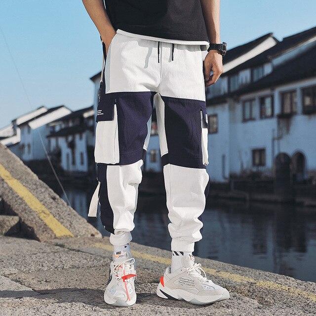 Ribbons Harem Joggers Pants 3