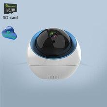 Dome bezprzewodowa kamera ip kryty 1mp 3MP strona główna kamery monitorujące Ptz kamera Wifi CCTV Camara na zewnątrz Wifi