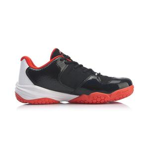 Image 2 - Li ning の男性 ACCELERATIONV3 プロのバドミントンシューズ通気性ライニングウェアラブルスポーツ靴スニーカー AYTP033 OND19