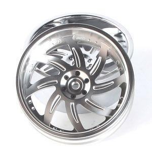 Image 3 - Llanta de rueda para Traxxas TRX 4 TRX4 RC4WD D90 D110 TF2 Axial SCX10 3,2, 90046 pulgadas, 1:8