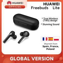 HUAWEI freebud Lite freebud profitez de TWS écouteur Bluetooth sans fil écouteur 12 heures temps de jeu détection de port automatique IPX4