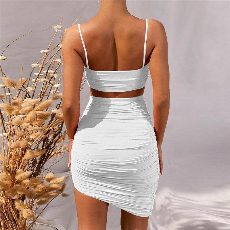 women summer set dress03