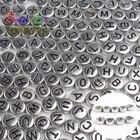 100pcs Mix Silver Le...