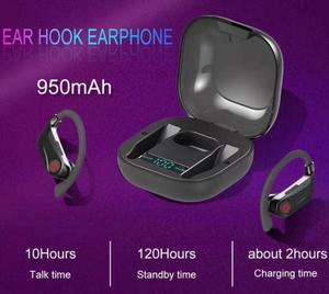 Image 2 - Bluetooth 5.0 Earphones TWS Ultra long Wireless Bluetooth Headset Waterproof Stereo Handsfree Gaming phone Earplug PK HBQ q32q67