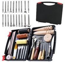 Kaobuy набор инструментов для работы с кожей 50 шт Ручное шитье