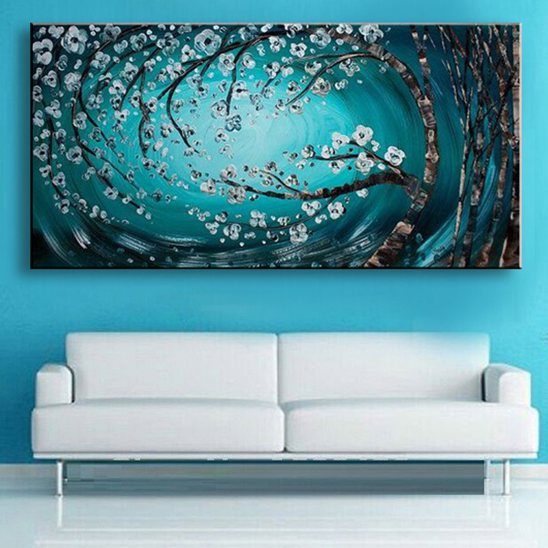 Handmade oil painting on canvas 100% of the best art directly from the modernity of art Nordic Abstract is OUF-001 (4)