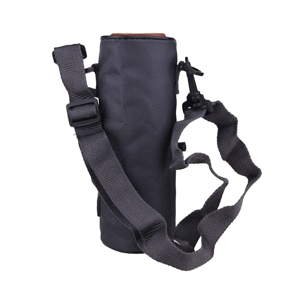 Купить с кэшбэком 350-750ML Insulated Water Bottle Holder Bag Stainless Steel Bottle Case Pouch Cover with Adjustable Shoulder Strap new