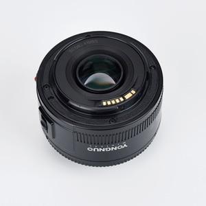 Image 5 - YONGNUO YN EF 50mm f/1.8 AF obiektyw do modeli canon EOS 350D 450D 500D 600D 650D 700D obiektyw aparatu przysłony automatyczne ustawianie ostrości YN50mm obiektyw Hot