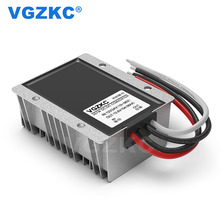 24V to 13.8V 15A DC Power Converter 10-36V to 13.8V Step-Down Power Module 12V to 13.8V DC Regulator