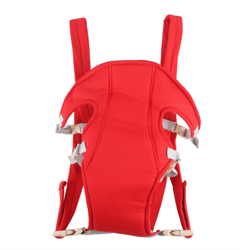 Backpack Sling-Wrap Infant-Carrier Comfortable Multiple-Carrying Baby Kangaroo Rider title=