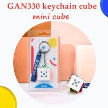 Gan330 chaveiro cubo 3x3x3 cubo mágico 3x3 velocidade cubo quebra-cabeça gans 3x3x3 cubo gan 330 mini cubo mágico