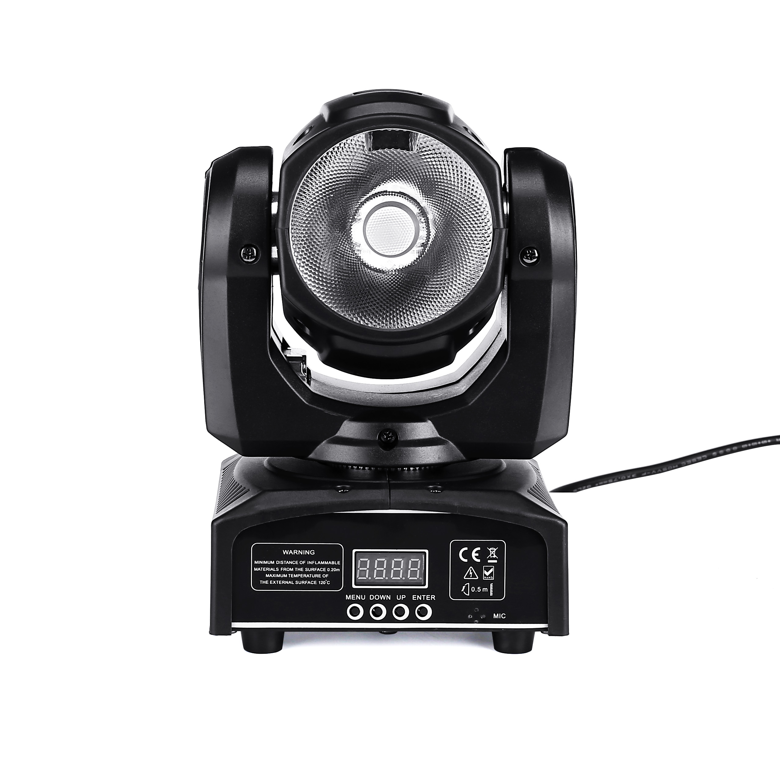 65W Led RGBW 4in1 Beam Moving Head Light 60W Beam Moving Heads Lights Super Bright LED DJ Spot Light Dmx Control Lights