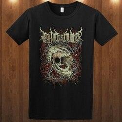 Camiseta chris cj mcmahon deathcore banda s m l xl 2xl 3xl