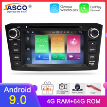 Android 9.0 4G RAM Car DVD Stereo Multimedia Headunit For Toyota Avensis/T25 2003-2008 Auto Radio GPS Navigation Video Audio 4gram android8 0 car dvd player gps navigation multimedia stereo for toyota avensis t25 2003 2008 auto radio audio headunit