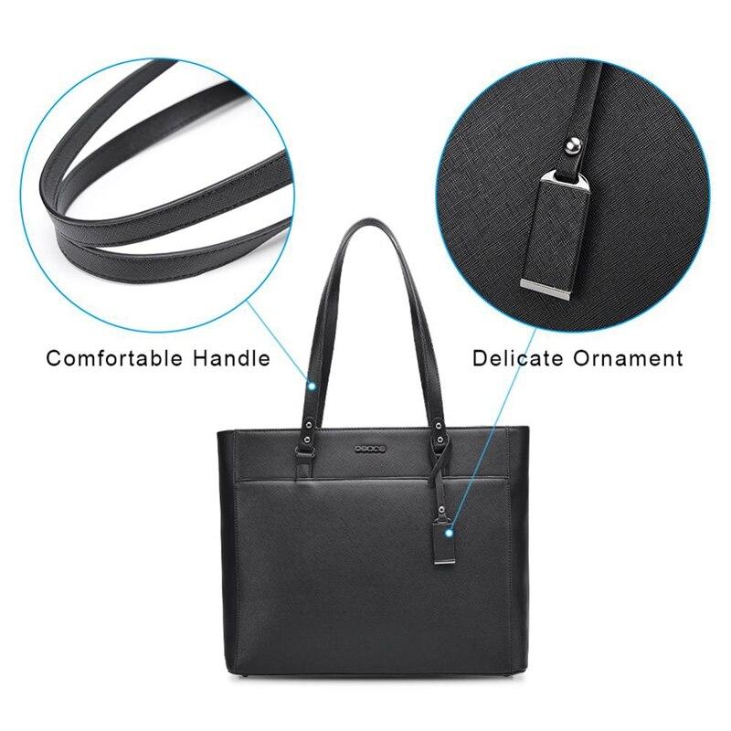 tote caso bolsa de ombro sacos de escritório para mulher