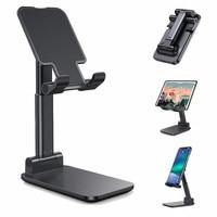 LICHEERS-Soporte de teléfono para iPhone, 12 Pro, 11, Xiaomi, Samsung, escritorio plegable, Universal, para Huawei