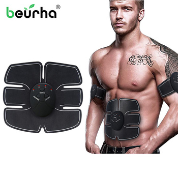 Wireless EMS Trainer abs Muscle Stimulator Myostimulator Body Fitness Electric Weight Loss Body Slimming Massager Belt Body Slim