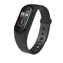 Smart Watch/Bracelet M4 Blood Pressure Heart Rate/Oxygen Fitness Tracker Lover Gifts