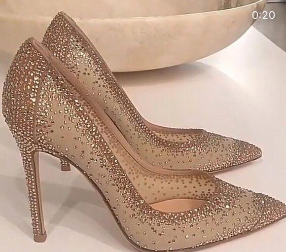 Extremely Stunning Pumps Shoes
