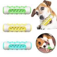Cão perro durável casero entrnamiento limpieza de dientes mordida resistência molar vara juguete mascotas cachorro interactivo