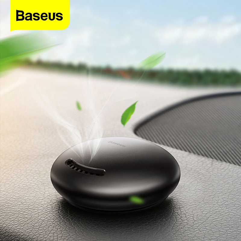 Baseus Car Air Freshener Solid Car Fragrance Diffuser Auto Perfume Aromatherapy Car Accessories Car Smell Air Filter Car Scent