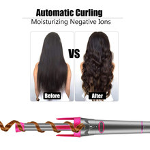 Hair Curler, Automatic Curling Iron Wand Set
