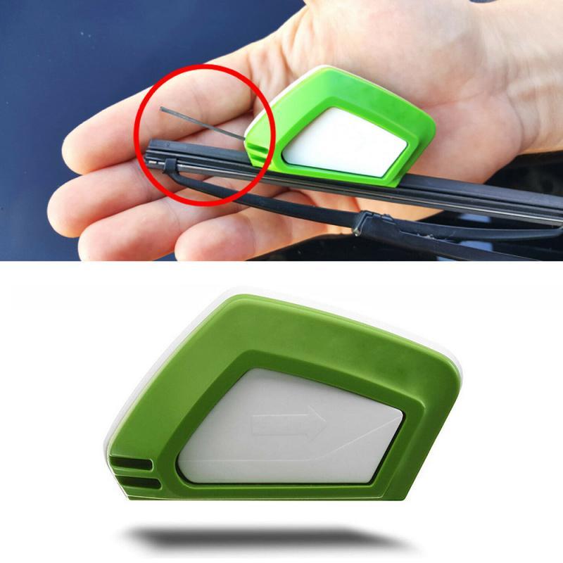 Инструмент для ремонта автомобильного стеклоочистителя, Щетка стеклоочистителя, резак для ветрового стекла, резиновый инструмент, триммер...