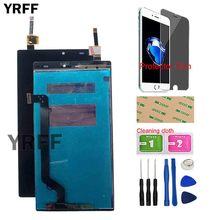 LCD Display For Lenovo Vibe K4 Note A7010 A 7010 Touch Screen Digitizer Assembly Mobile LCDs Sensor Tools