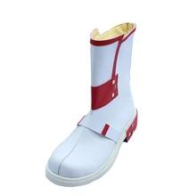 цена на Brdwn Sword Art Online Mens Knight of Blood Kirigaya Kazuto Short Boots Custom Flat shoes