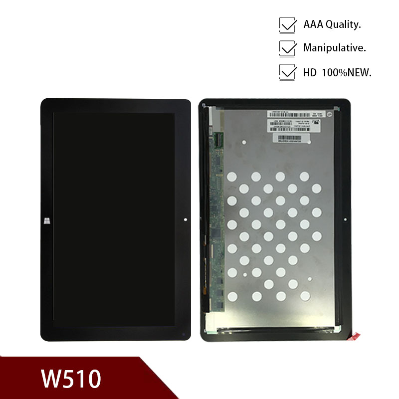 Original New Touch LCD Screen Digitizer Glass Replacement For Acer Iconia W510 10.1-inch Black + Tools Free Shipping