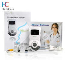 Аппарат для лечения ринита, аппарат для снятия аллергии, низкочастотный лазер, аппарат для лечения синусита, аппарат для ухода за носом, массажер