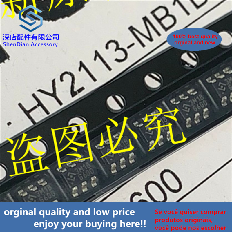20pcs 100% Orginal And New HY2113-MB1B HYCON SOT-23-6 Silk-screen 3M1B Best Qualtiy